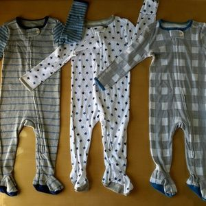 Other - Lot of 3 baby boy pajamas, size 0-3 months, NWOT